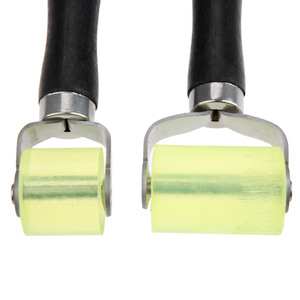 Image 4 - Yetaha 2pcs Car Sound Insulation Construction Silicone Roller Tools Auto Repair Maintenance Rolling Wheel Tool
