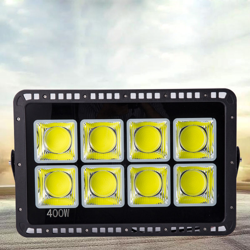 Ultra Bright LED Floodlight COB 100W 150W 200W 250W 300W 400W 500W 600W LED Flood Lights