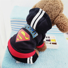 Cute Dog Clothes Winter Pet Coat Clothing For Dog Chihuahua Puppy Outfit Winter Dog Clothes For Small Dogs Pet Hoodie 40S1