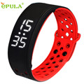 Hot-sale EPULA Waterproof Smart Watch Wristbands Buckle Bracelet Sports Fitness Tracker Pedometer Gifts For iPhone Android Phone