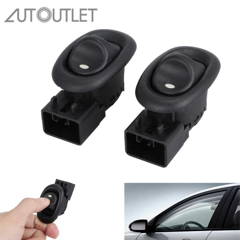 Autoutlet Rear Window Power Switch Pair Lh Rh For Holden Commodore Vt Vx Vu Vy Vz Electric Power Window Switch Aliexpress