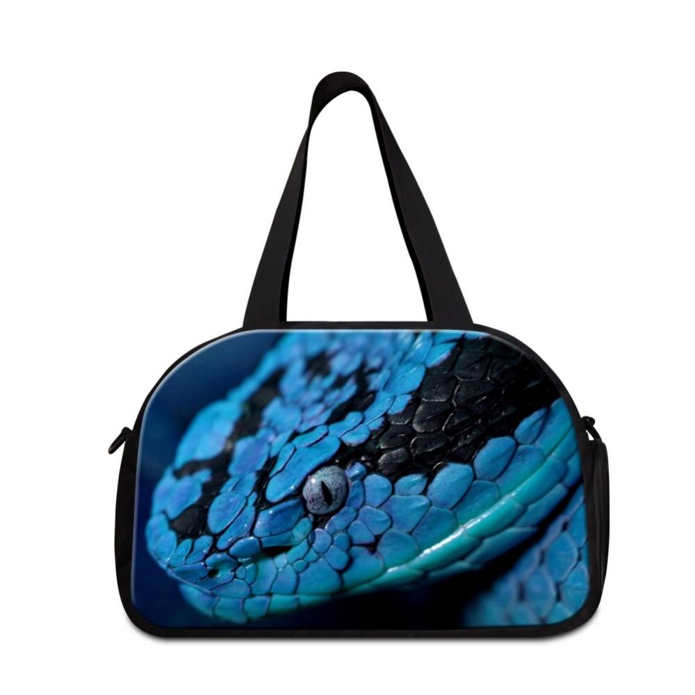 Dispalang Animal Design Carry On Bag For Boys Mens Large -2969
