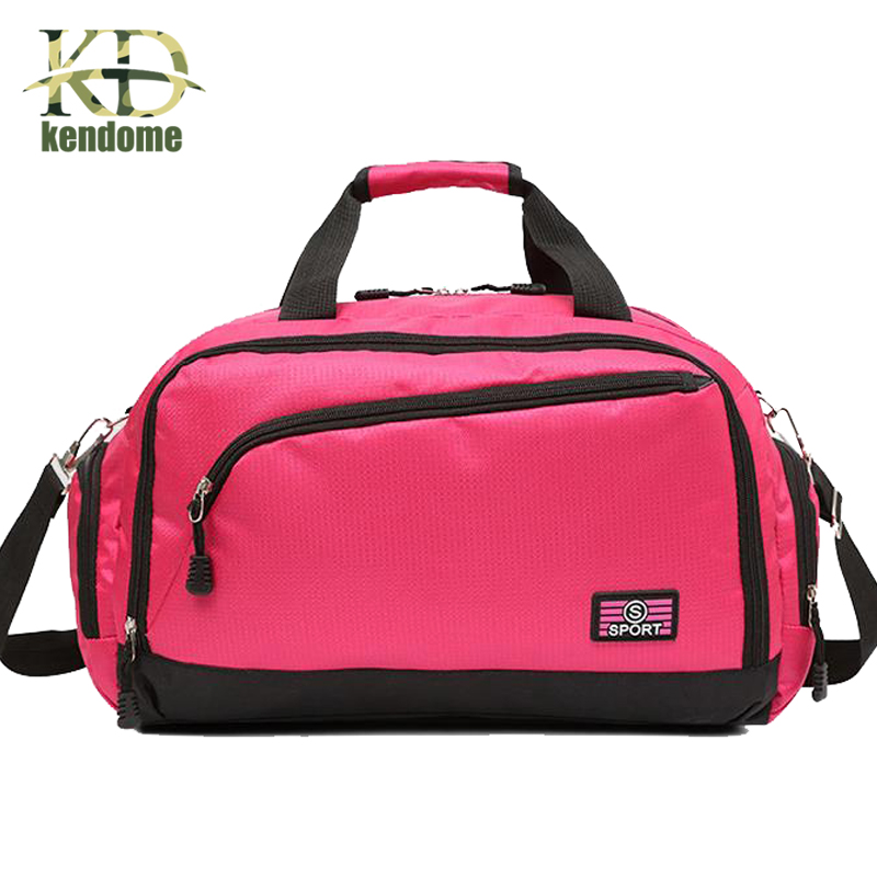 Special Hot Men Sports Gym Bags Women Fitness Training Shoulder Bag Travel Yoga Handbag Outdoor Waterproof Luggage Duffel Bags