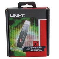 UNI T UT330C IP67 Mini USB Temperature Humidity Datalogger Recorder Air Pressure Tester Data Logger Storage Meter 3 in 1