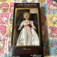 Vogue Mezco Original Living Dead Dolls Presents Before The Conjuring Annabelle Terror Film 25cm Action Figure Model Toys