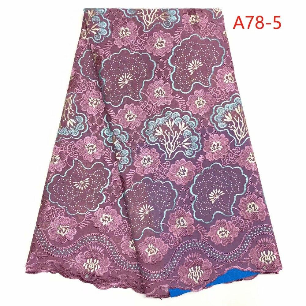 Africain tissu en dentelle Suisse voile en dentelle Tissus qualité supérieure Coton tissu en dentelle Française tissu en dentelle Pour Hommes robe pour femme FANCYJU232