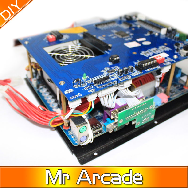 Game King 2100 in 1 multi game board built-in SSD card multi classical games PCB for arcade game machine the ide ssd with programing 2019 games hard disk for game king 2019 in 1 multi game box accessories arcade game board parts
