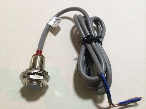 Бесплатная доставка 10 шт. M12 320 кГц NJK-5002C NPN зал датчик приближения Переключатель Магнитная 3 провода НЕТ датчик приближения