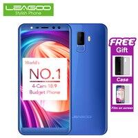 LEAGOO M9 3G 5 5 18 9 Full Screen Smartphone Android 7 0 2GB 16GB Quad