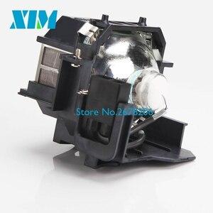 Image 4 - High Quality V13H010L41 NEW Projector Lamp For EPSON EMP S5 EMP S52 EMP T5 EMP X5 EMP X52 EMP S6 EMP X6 EMP 822 EX90 ELPL41