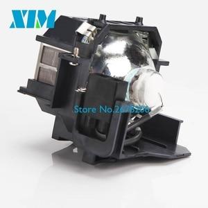 Image 4 - 高品質 V13H010L41 新プロジェクターランプエプソン EMP S5 EMP S52 EMP T5 EMP X5 EMP X52 EMP S6 EMP X6 EMP 822 EX90 ELPL41