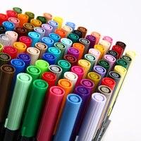 HÃNG TOMBOW Nhật Bản AB-T Thư Pháp Đôi Nghệ Thuật Bút Nghề Nghiệp Nước Bút Đánh Dấu cho chữ viết tay Chữ Đạn Làm Thiệp