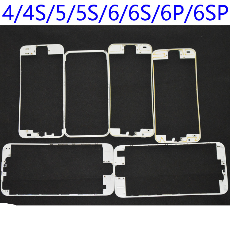 Lcd-Display Bezel-Housing Front-Frame Middle for 6s/6sp Touch-Screen 100%New