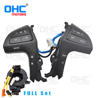 Premier Quality Steering Wheel Switches buttons for Toyota Camry/Hilux Vigo/Highlander/Innova/Premio OHC Motors OE Quality