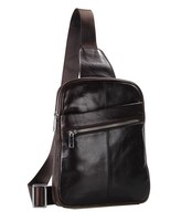 Good Quality Vintage Real First Layer Genuine Leather Cowhide Women Men Waist Bags MW J7217
