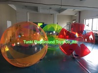 inflatable water roller, aqua rolling ball, water walking rollers