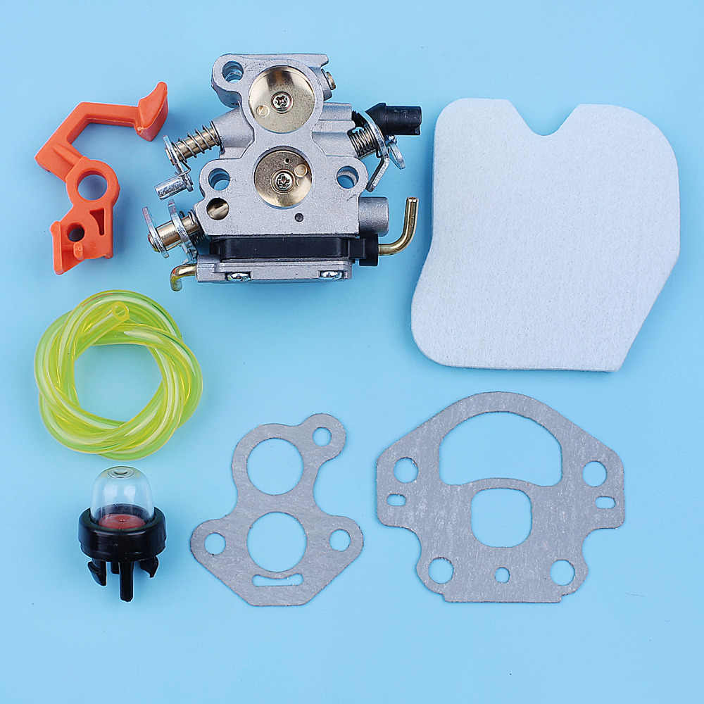 Carburetor Fuel Filter Kit For McCulloch Mac 333,335,338,435,436,438 Chainsaw