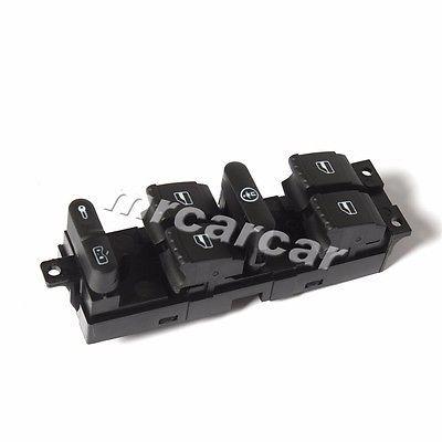 1J4959857A Master Power Window Switch Fit for Skoda Fabia 99-08 Octavia 96-10 Superb 01-08