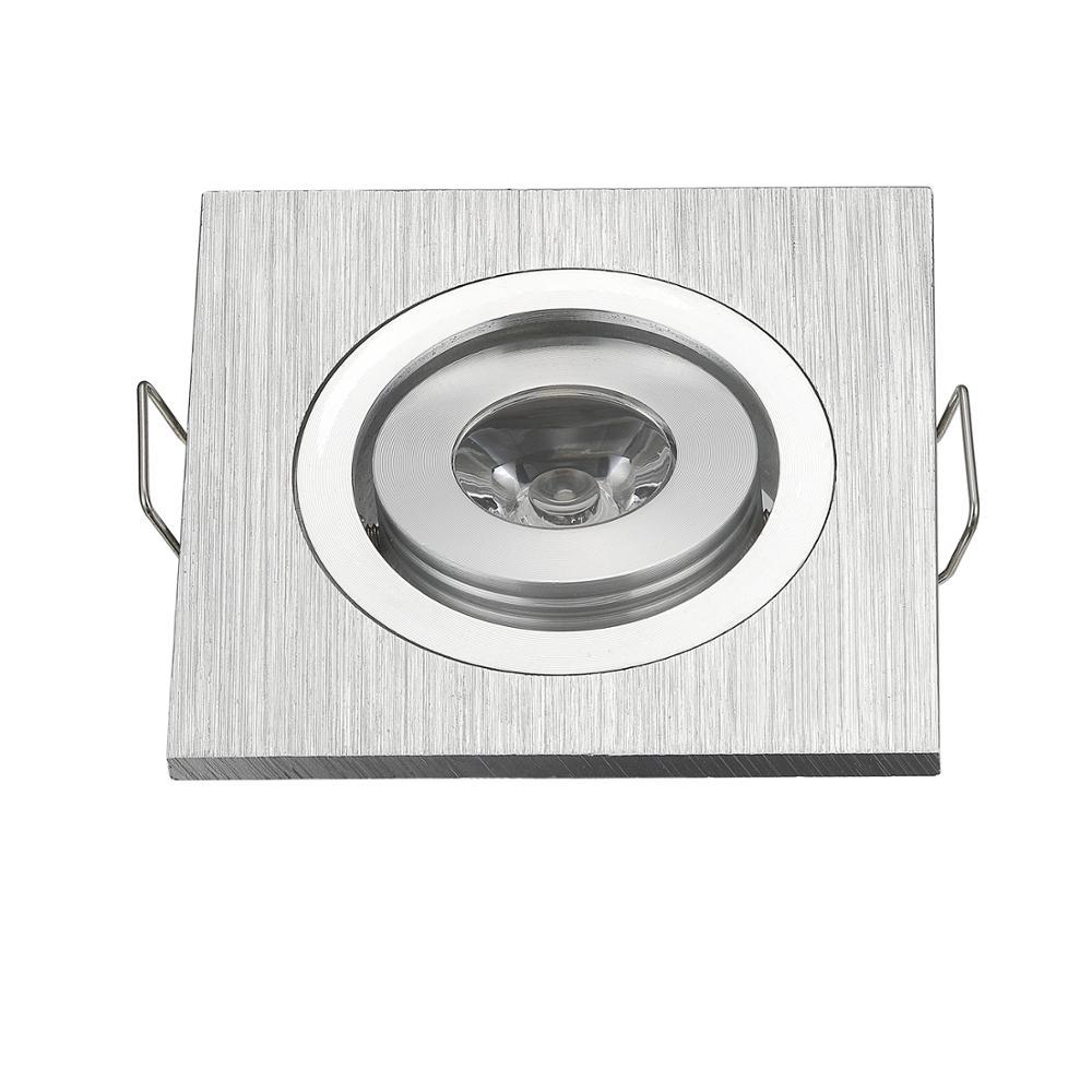 1 Watt 3 Watt Mini Platz 3 Watt Dimmen High Power Led Einbau Licht Der Decke Unten Lampen Led Downlights Für Wohnzimmer Schrank Schlafzimmer