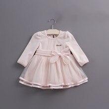 Vestido de encaje con lazo de primavera para niñas pequeñas, bonito vestido de encaje infantil, vestido de baile para niña, vestido de princesa para el sol, 3 colores