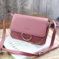 Casual Women Bags Fashion Small Women Messenger Bags PU Leather Handbags Solid Women Crossbody Bags bolsa feminina Tote ACELURE
