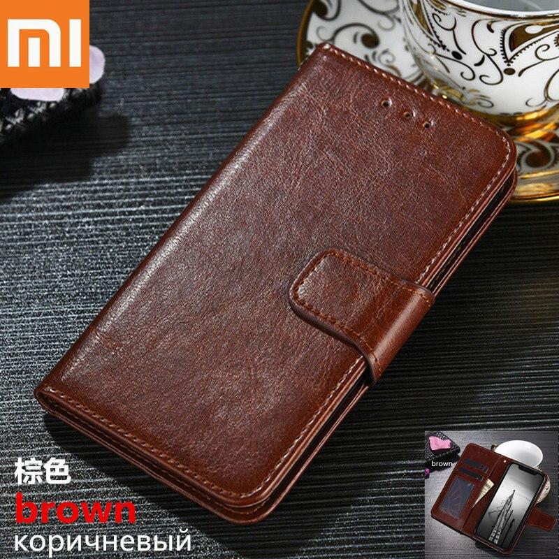 PU Carteira de Couro Flip Phone Case Capa Para Xiao mi mi mi Vermelho Nota 5 6A S2 6 Pro F1 a1 A2 mi 8 Lite 8 SE 9 4X 4A 5 Plus Nota 4X7.