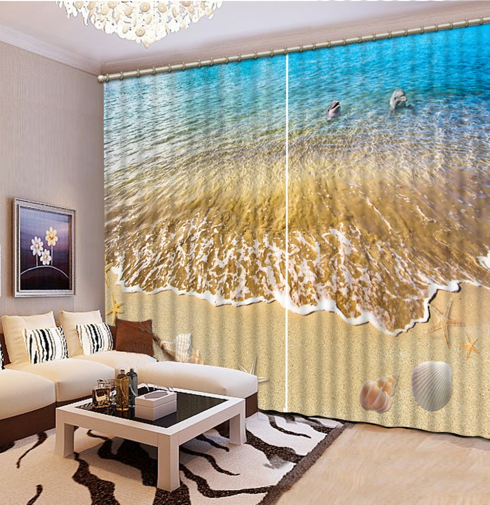Decor World Polyester Multicolor Abstract Eyelet Door Curtain