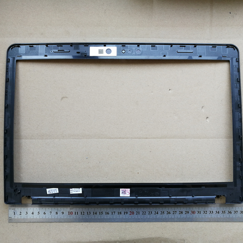New laptop lcd front bezel cover for <font><b>lenovo</b></font> <font><b>Thinkpad</b></font> <font><b>E550</b></font> E550C E555 E560 E565 00HN435 3D-camera AP0ZR000B00 image