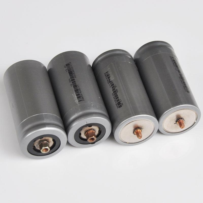 4-10PCS 3.2V LiFePO4 Rechargeable Battery 5000mah 32650 Lithium Ion Polymer Cell Pack For 12V 24V 36V E-bike UPS Power HID Light