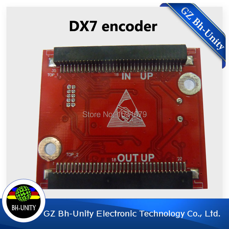 ФОТО Best price!!!Printhead decoder for Epson B300 B500 B310 B510 DX7 printhead