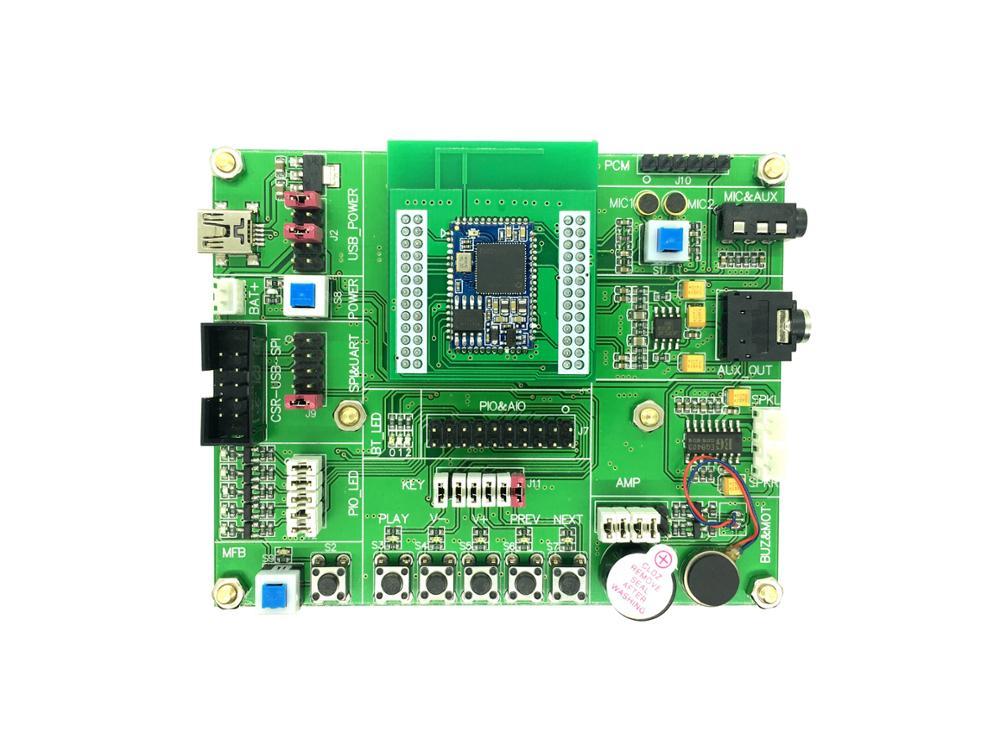 QCC3008 Development Board /CSR Bluetooth / Debug Board / Demo Board / Emulation Board / Bluetooth 5