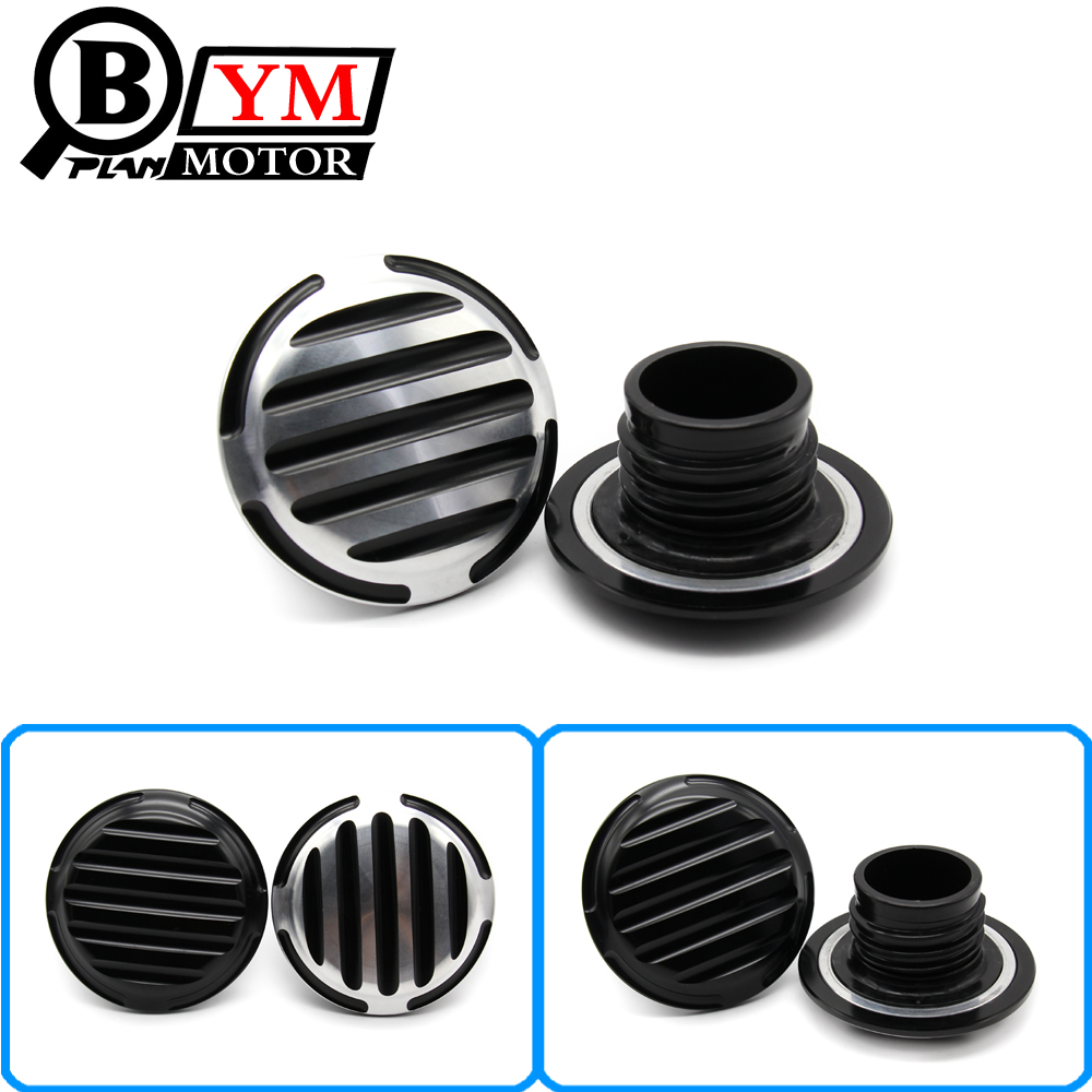 Motorcycle Aluminum Finned Fuel Gas Tank Oil Cap Cover For Harley Sportster XL 1200 883 high quality motorcycle parts aluminum alloy gas fuel petrol tank cap cover fuel cap for honda cbr 929 954 rc51 all years
