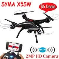 SYMA X5SW FPV Drone With HD 2 0MP Camera X5C Upgrade X5sw 2 4G 6 Axis