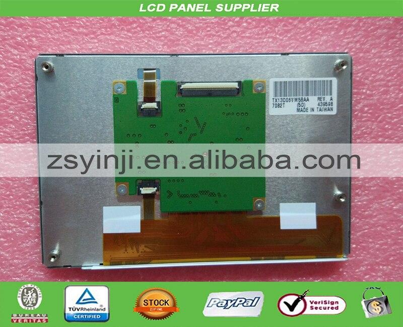 TX13D06VM5BAA 5inch 800*480 TFT LCD PANELTX13D06VM5BAA 5inch 800*480 TFT LCD PANEL