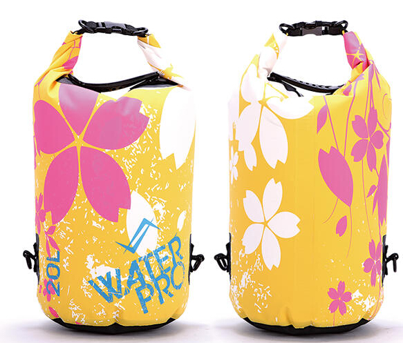 Water Pro 10L Blossom Waterproof Dry Bag Camping Sailing Kayaking Canoeing Rafting Surfing
