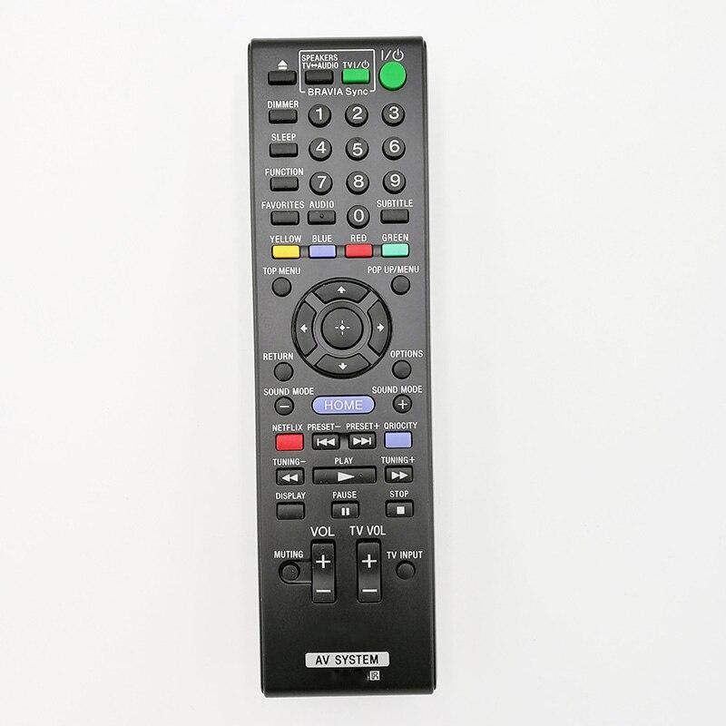 new original  remote control for sony BDV-E6100 BDV-E4100 BDV-E3100 BDV-E2100 BDV-N995W Home Theater sony bdv e3100