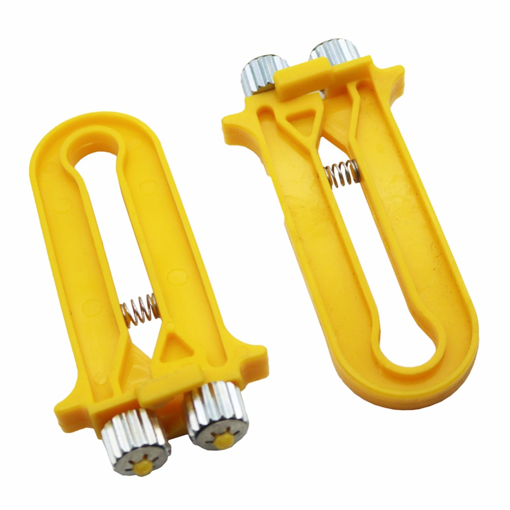 1 Pcs Plastic Bee Wire Cable Tensioner Crimper Frame Hive Bee Tool Nest Box Tight Yarn Wire Beehive Beekeeping Equipment
