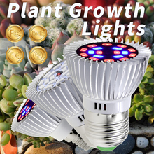 Led E27 Grow Light 20W Full Spectrum Phyto Lamps E14 AC85-265V Grow Tent Lamp SMD 5730 Led Bulb for Indoor Garden Plants Flowers mars hydro reflector 480w led grow light for indoor plants full spectrum lamp and 70 70 160 grow tent indoor garden