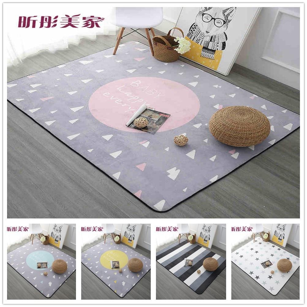 Dreaming ковер для продажи 180x120 см утолщенный мягкий детский игровой коврик современная спальня коврики большие розовые ковры для гостиной