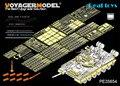 Modelo Voyager 1/35 PE35654 Modern russo T-80BV MBT ( fumaça descarregador incluem ) ( para trompetista 05566 )