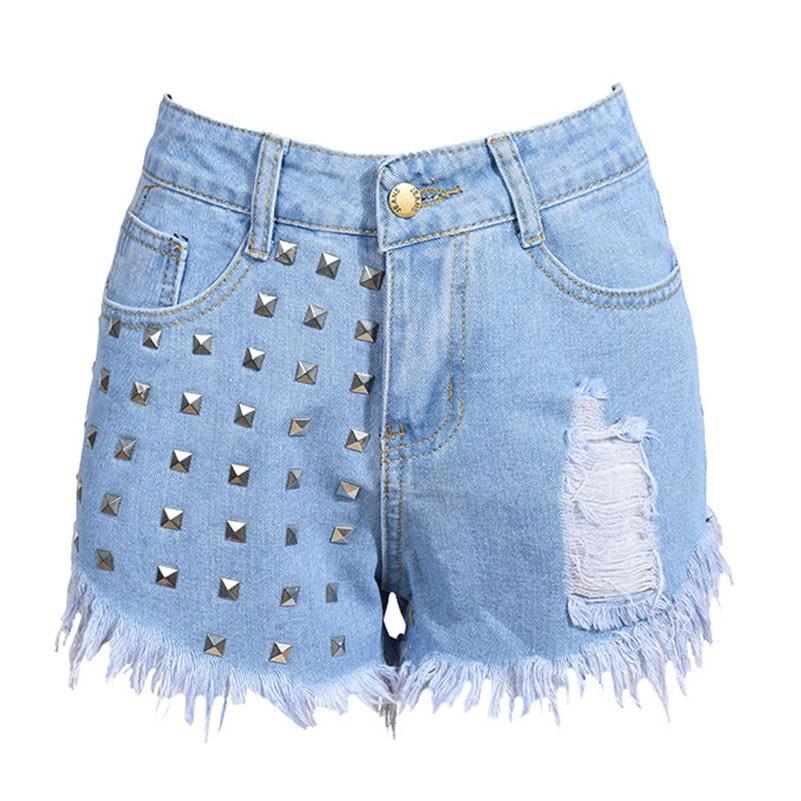 Online Get Cheap Frayed Denim Shorts -Aliexpress.com   Alibaba Group