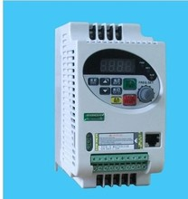 VFD-V  E-Vista Vector  Frequency invertor NEW  frequency converter 220v 1.5 kw free shipping