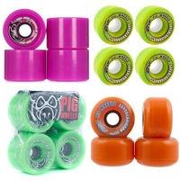 USA Brand Professional Longboard Wheels 70mm Cruiser Skateboard Wheels 65/70mm 4pcs 83A/85A Ruedas Skate Patines High Quality