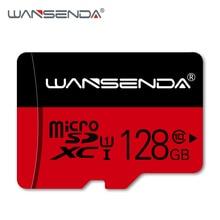 WANSENDA Memory Card Micro sd card 128GB 64GB 32GB 16GB Class 10 Flash Card Memory Microsd