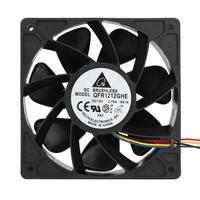 Carprie New 6000RPM Cooling Fan Replacement 4 Pin Connector For Antminer Bitmain S7 S9 17Oct12 Dropshipping