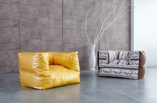 Modern Bean Bag Sofa Living Room Chair Leisure Furniture Leisure Arm Chair  Made In China By