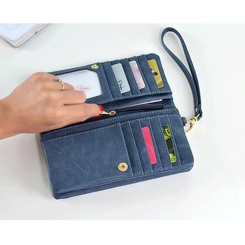 Double Zipper Wallet 3