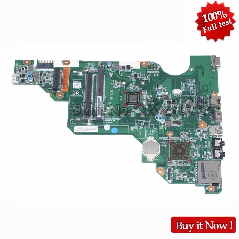 NOKOTION 688303-501 688303-001 pour HP 2000 CQ58 carte mère d'ordinateur portable 010172W00-600-G DDR3 CPU à bord testé