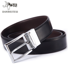 [DWTS]2019 Leather Belt Designer Belts Men High Quality Retr