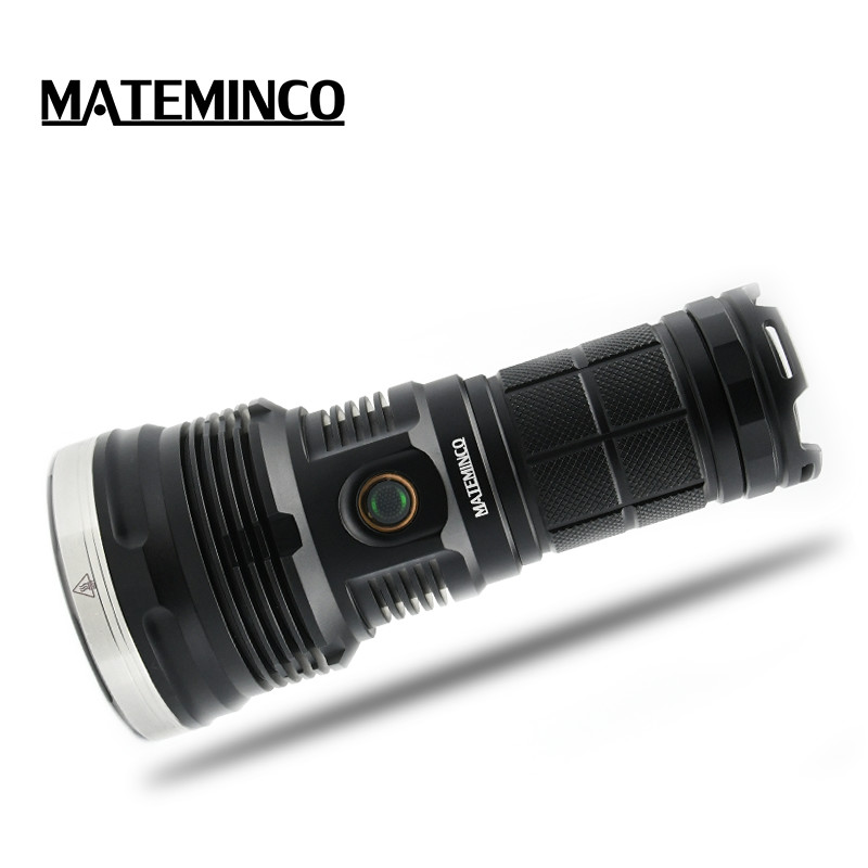 Mateminco MT70 CREE XHP70 2 LED 6000 Lumens 1039 Meters Long Throw High Lumens Flashlight for